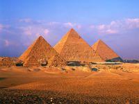 Egypt -Pyramids of Giza tourism destinations