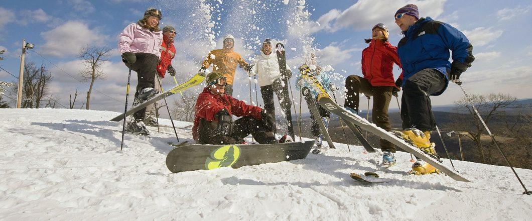 Ski vacation 1